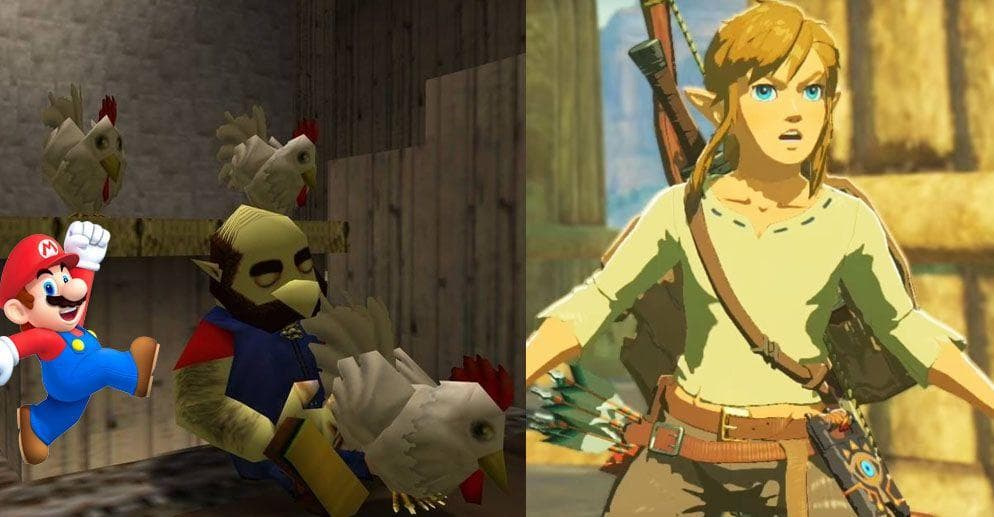 15 Legend Of Zelda Fan Theories Just Crazy Enough To Be True