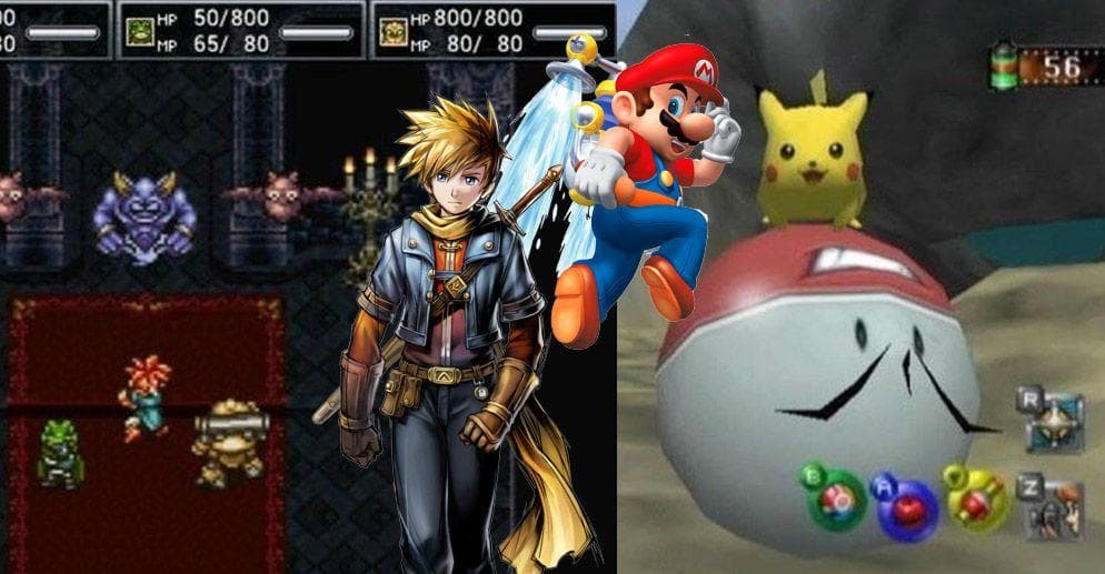 14 Video Games That Totally Deserve A Rerelease Or Remake