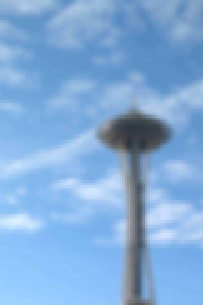 Space Needle is listed (or ranked) 1 on the list The Top 10 Things to Do in Seattle Washington