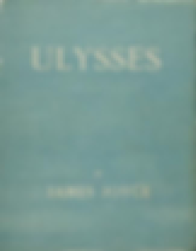 Ulysses is listed (or ranked) 4 on the list 5 Hardest Books To Read (That Are Totally Worth It)