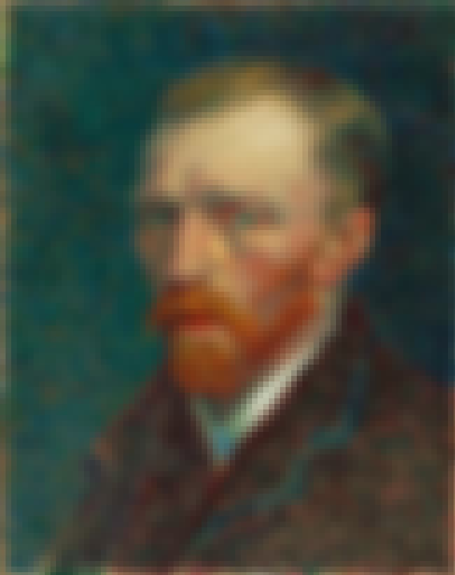 Vincent van Gogh is listed (or ranked) 5 on the list 21 Famous Schizophrenics