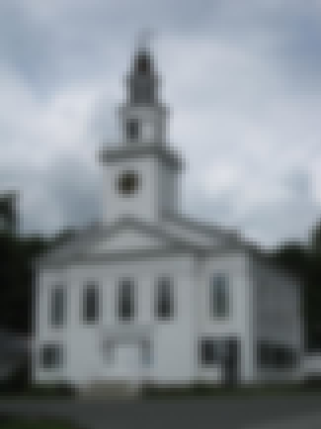 Congregational Church of Chels... is listed (or ranked) 6 on the list List of Famous Chelsea Buildings & Structures