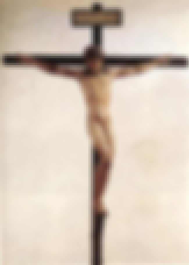 Crucifix is listed (or ranked) 7 on the list List of Famous Michelangelo Artwork
