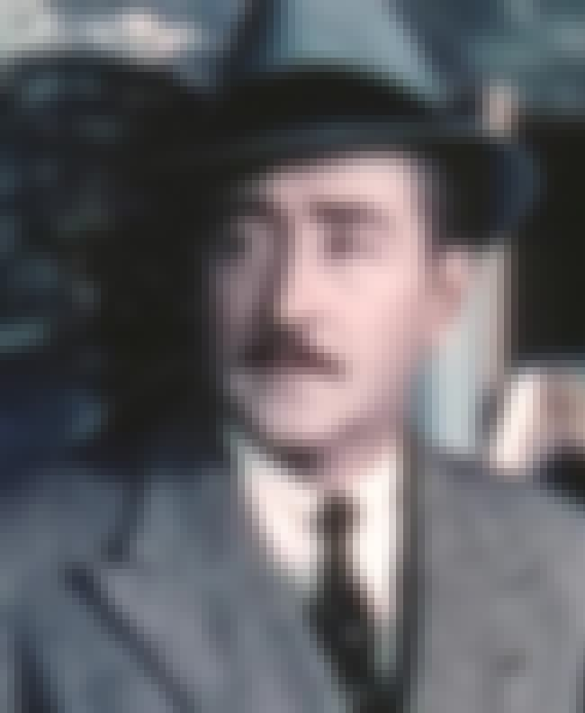 Adolphe Menjou is listed (or ranked) 6 on the list Famous People Born in 1890
