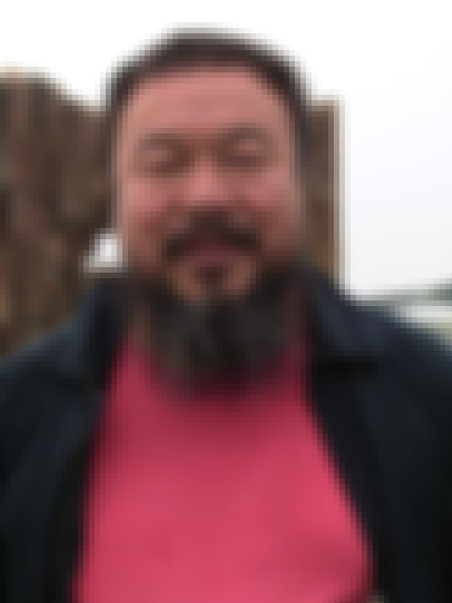 Ai Weiwei is listed (or ranked) 6 on the list List of Famous Architects