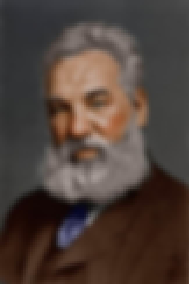 Alexander Graham Bell is listed (or ranked) 1 on the list Famous People Who Died of Diabetes Mellitus