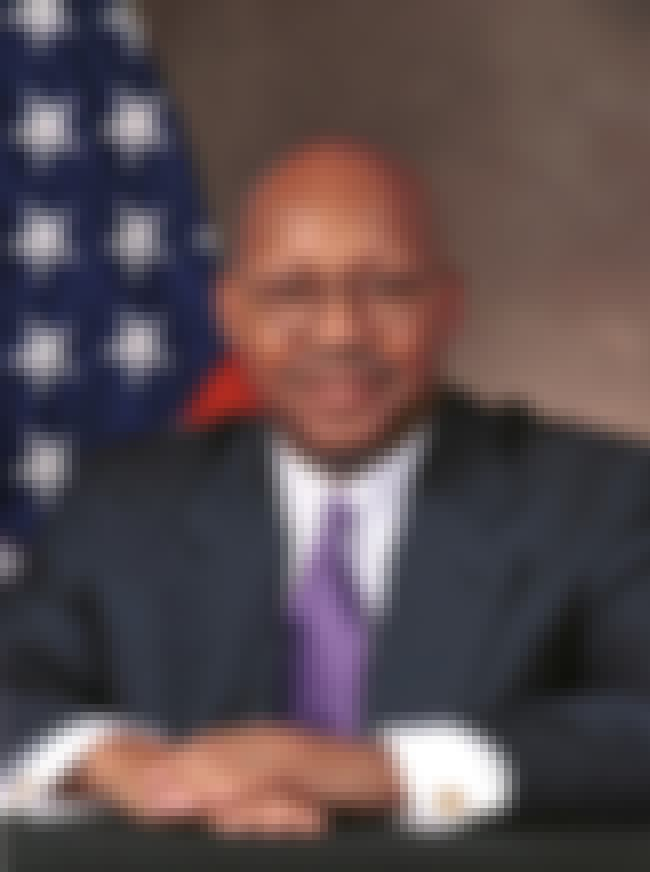 Alphonso Jackson is listed (or ranked) 4 on the list United States Cabinet Members