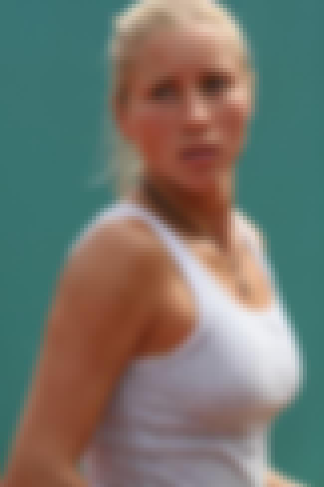 Alona Bondarenko is listed (or ranked) 1 on the list The Best Tennis Players from Ukraine
