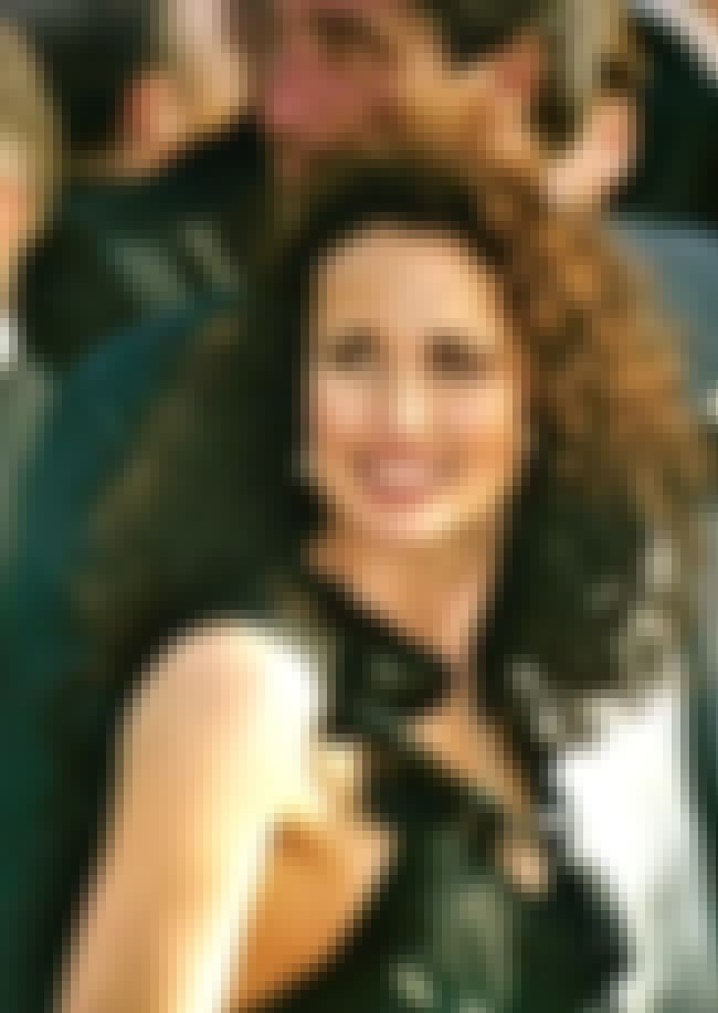 Andie MacDowell is listed (or ranked) 5 on the list Famous People Born in 1958