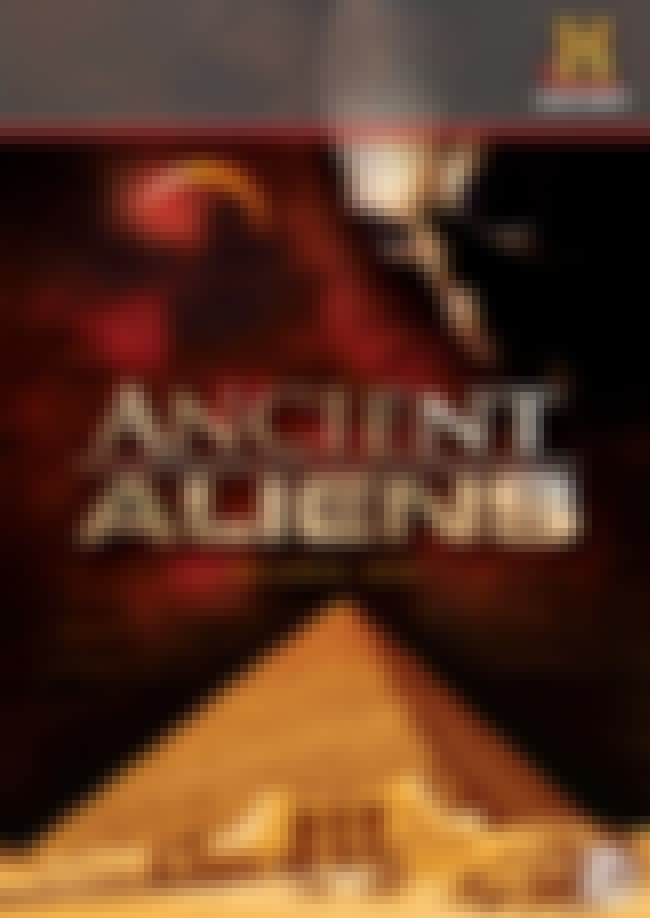 The Evidence is listed (or ranked) 6 on the list The Best Ancient Aliens Episodes