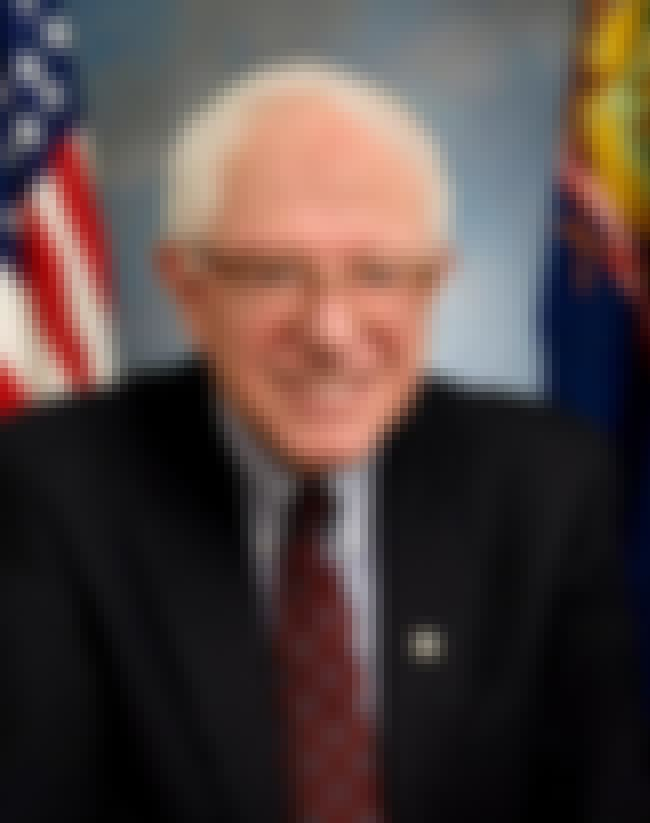 Bernie Sanders is listed (or ranked) 4 on the list Current Jewish Senators