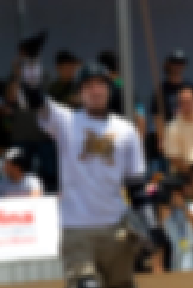 Bob Burnquist is listed (or ranked) 7 on the list Famous Male Skateboarders