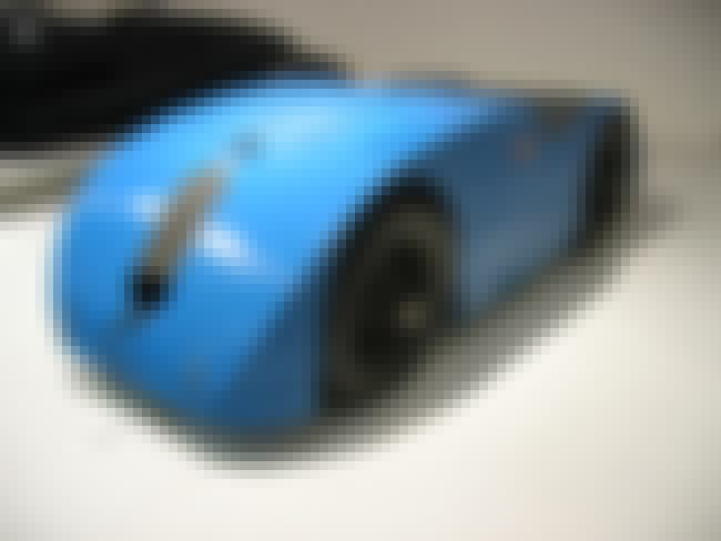 Bugatti Type 32 is listed (or ranked) 2 on the list Full List of Bugatti Models