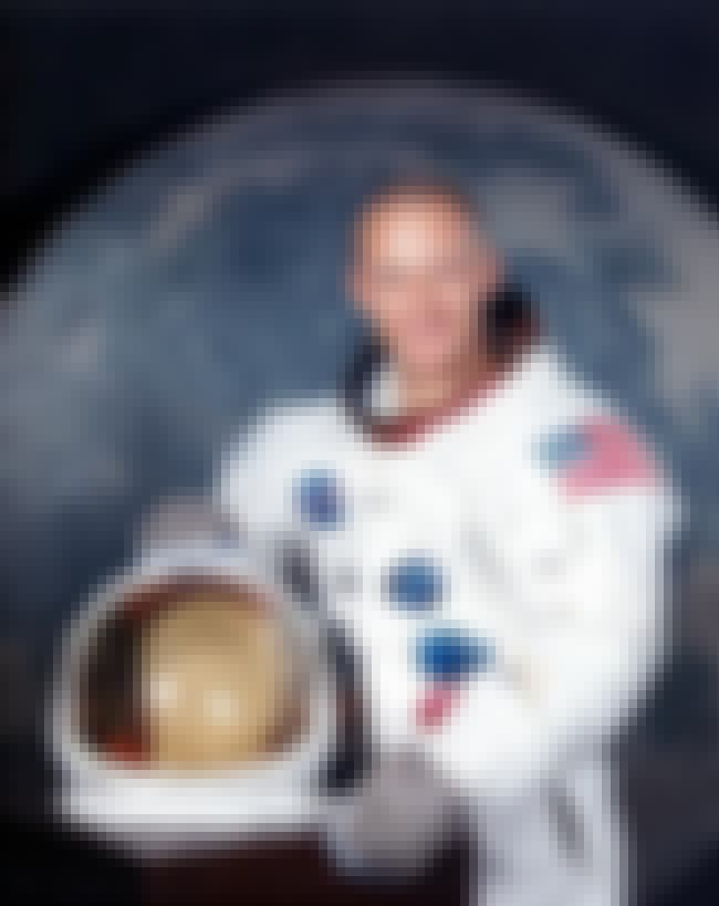 Buzz Aldrin is listed (or ranked) 5 on the list All Air Medal Winners