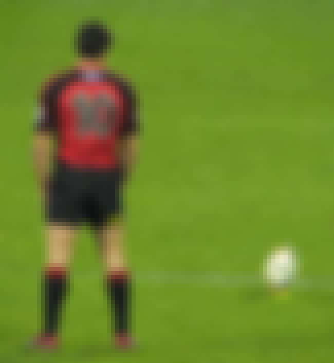 Dan Carter is listed (or ranked) 5 on the list Famous Rugby Players from New Zealand