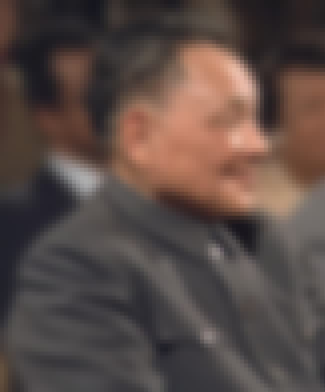 Deng Xiaoping is listed (or ranked) 5 on the list Famous People Who Died of Parkinson's Disease