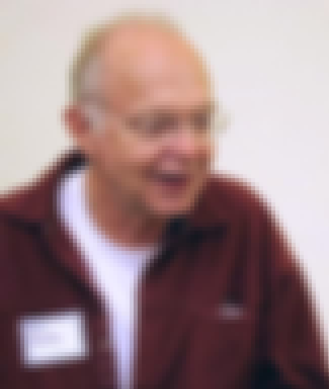 Donald Knuth is listed (or ranked) 8 on the list Famous Male Programmers