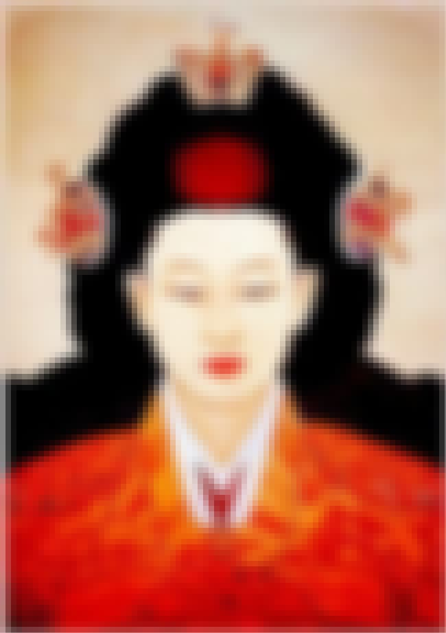 Empress Myeongseong is listed (or ranked) 2 on the list Members of the Joseon Dynasty