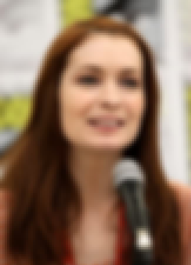 Felicia Day is listed (or ranked) 6 on the list Famous People who Majored in Mathematics