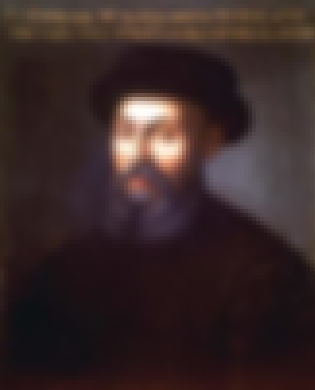 Ferdinand Magellan is listed (or ranked) 5 on the list List of Famous Explorers