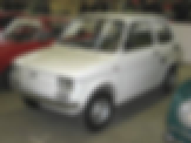 Fiat 126 is listed (or ranked) 8 on the list Full List of Fiat Models