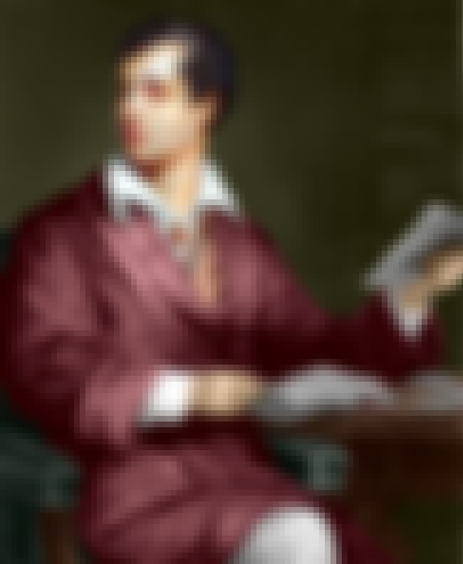 George Gordon Byron is listed (or ranked) 8 on the list List of Famous Revolutionaries