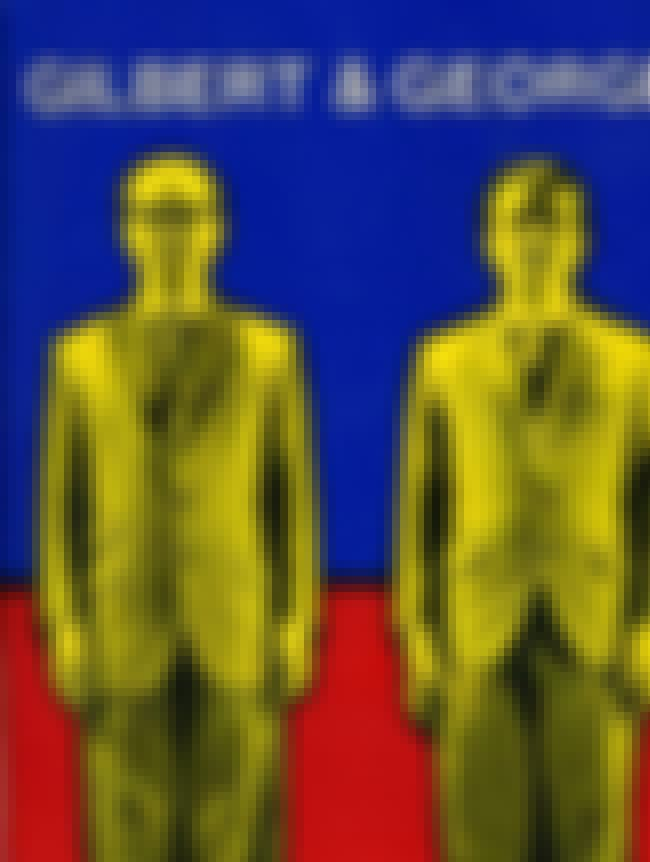 Gilbert and George is listed (or ranked) 8 on the list Famous Conceptual Artists, Ranked
