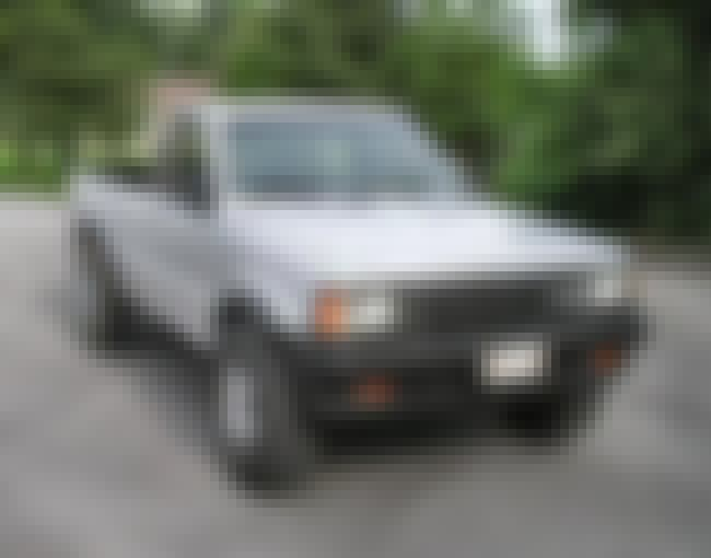 1990 Mazda B2200 is listed (or ranked) 7 on the list List of Popular Mazda Pickup trucks