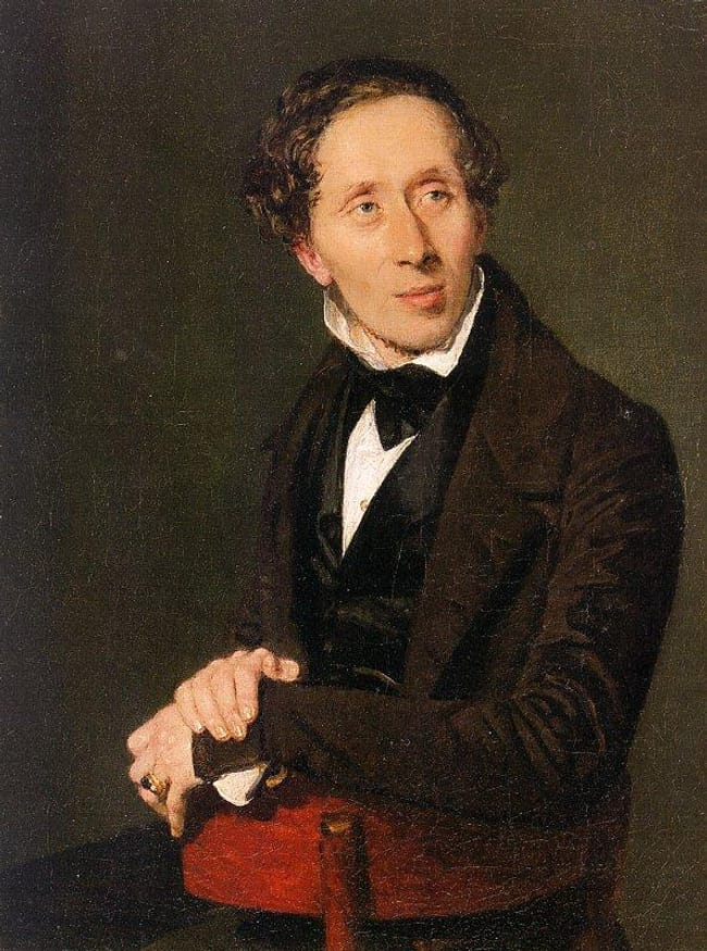 Hans Christian Andersen is listed (or ranked) 10 on the list 16 Famous People Who Probably Died as Virgins