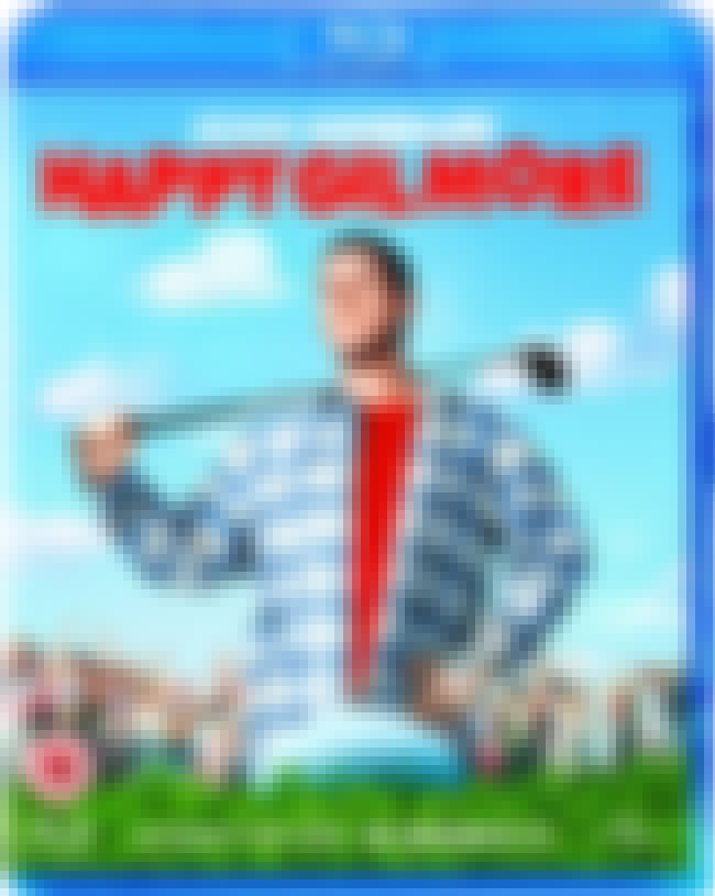 Happy Gilmore is listed (or ranked) 3 on the list The Best Golf Movies
