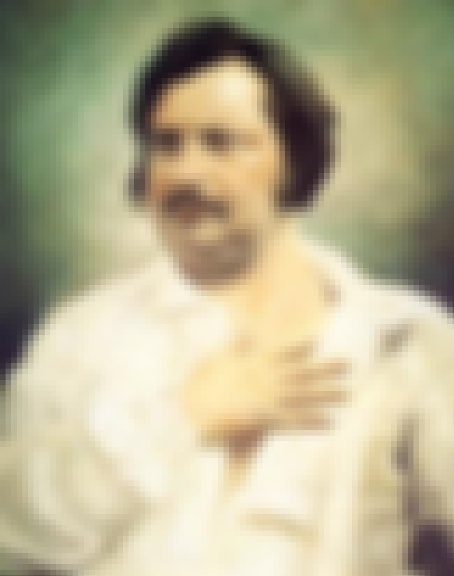 Honoré de Balzac is listed (or ranked) 3 on the list Famous Poets And Writers Who Died Of Tuberculosis