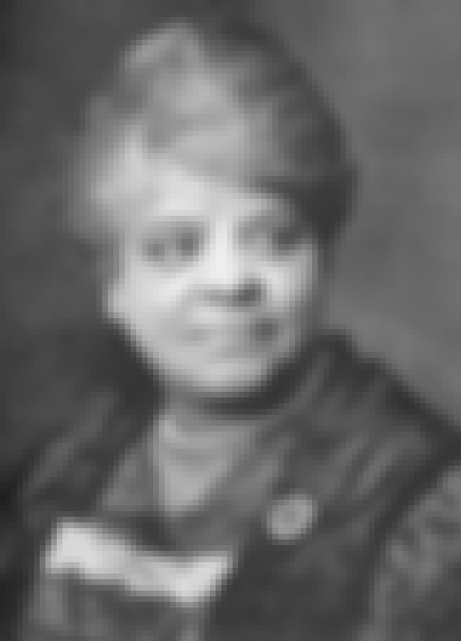 Ida B. Wells is listed (or ranked) 4 on the list List of Famous Women's Rights Activists