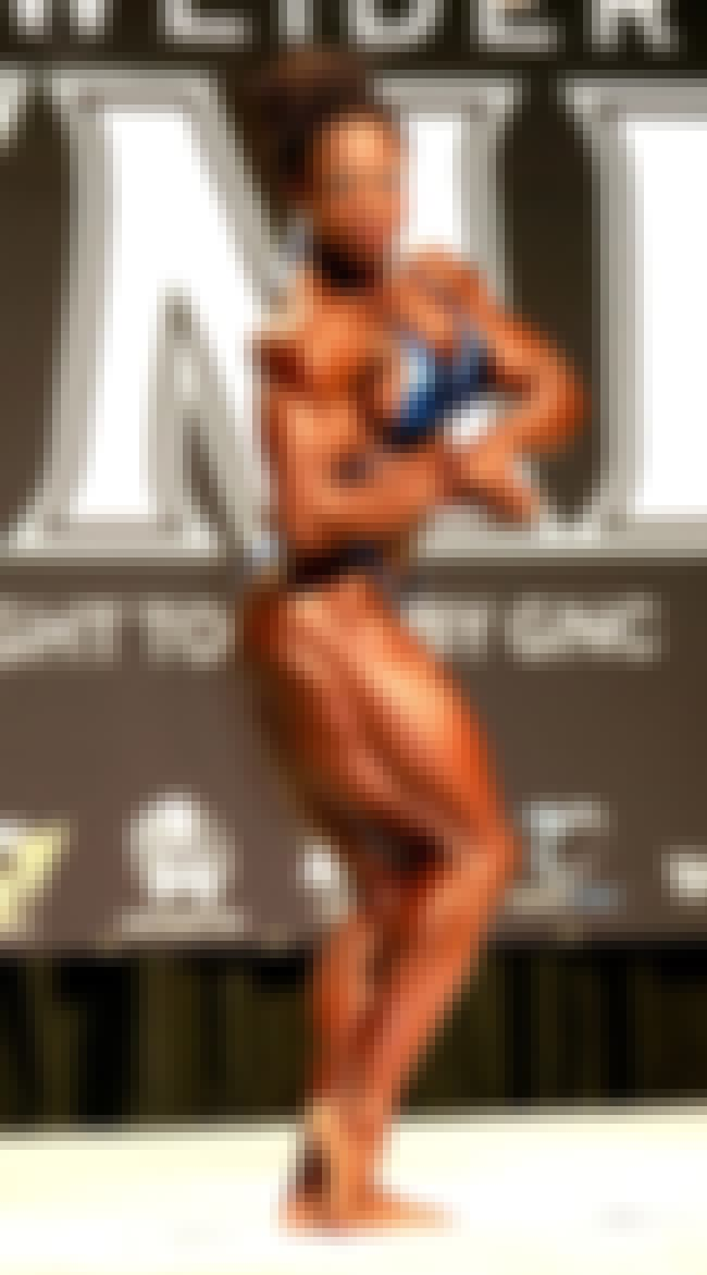 Iris Kyle is listed (or ranked) 15 on the list Famous Female Bodybuilders
