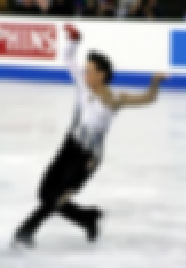 Johnny Weir is listed (or ranked) 1 on the list Famous Male Figure Skaters