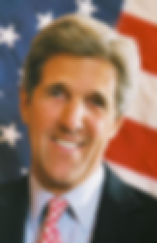 John Kerry is listed (or ranked) 7 on the list 10 Who Would Have Been Better Presidents Then Winner