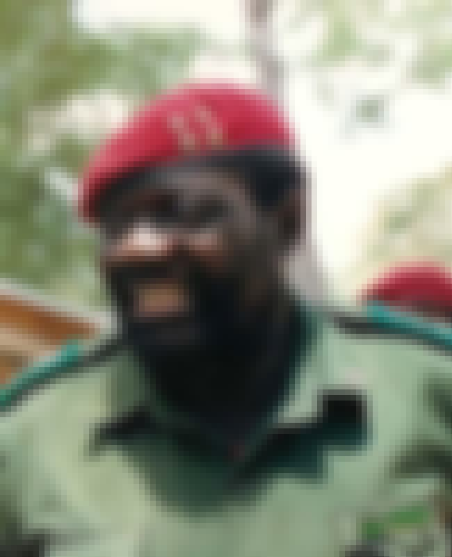 Jonas Savimbi is listed (or ranked) 6 on the list List of Famous Rebels
