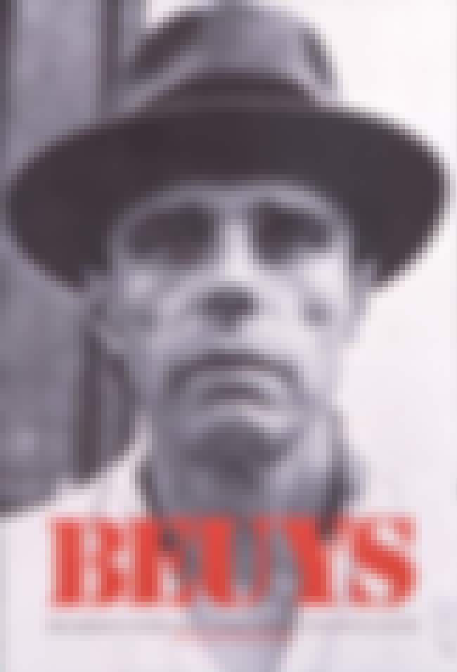 Joseph Beuys is listed (or ranked) 5 on the list Famous Artists from Germany
