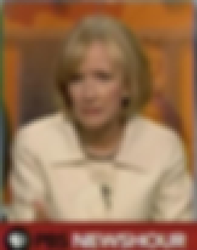 Judy Woodruff is listed (or ranked) 2 on the list List of Famous TV News Anchors