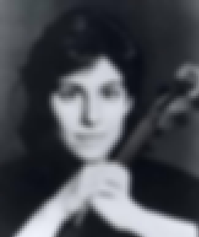 Kim Kashkashian is listed (or ranked) 3 on the list Famous Female Violists