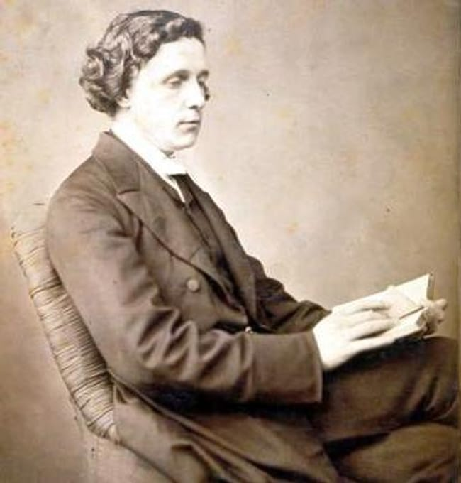 Lewis Carroll is listed (or ranked) 8 on the list 16 Famous People Who Probably Died as Virgins