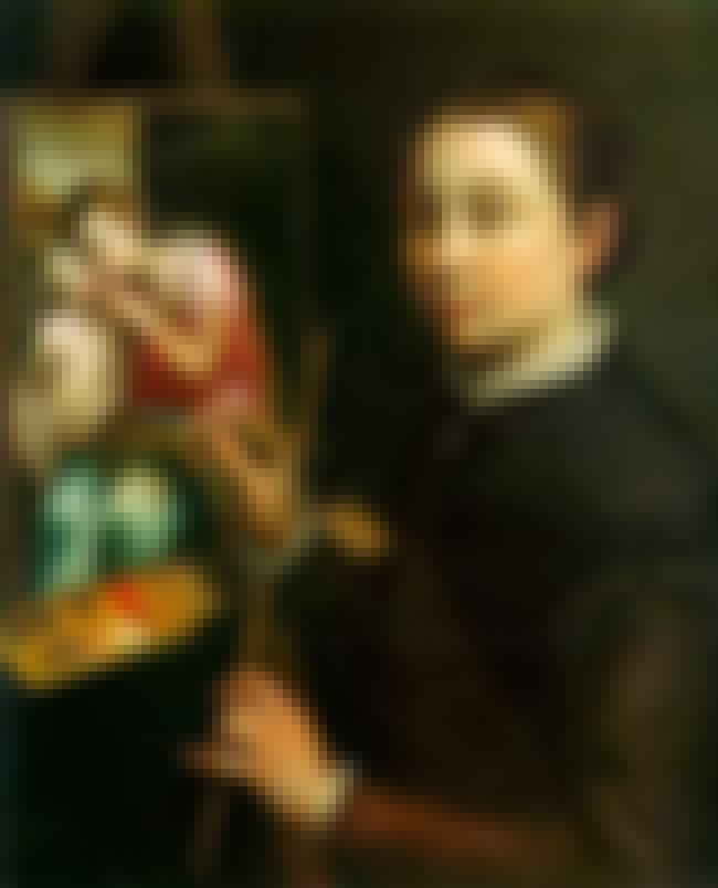 Self-Portrait is listed (or ranked) 5 on the list List of Famous Sofonisba Anguissola Artwork
