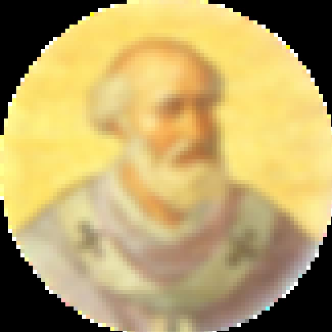 Pope Urban II is listed (or ranked) 3 on the list List of Famous Popes