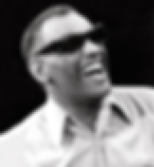 Ray Charles is listed (or ranked) 3 on the list Famous Male Jazz Pianists