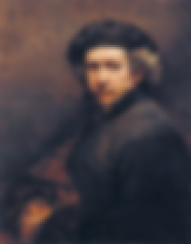 Rembrandt is listed (or ranked) 1 on the list Famous Baroque Artists, Ranked