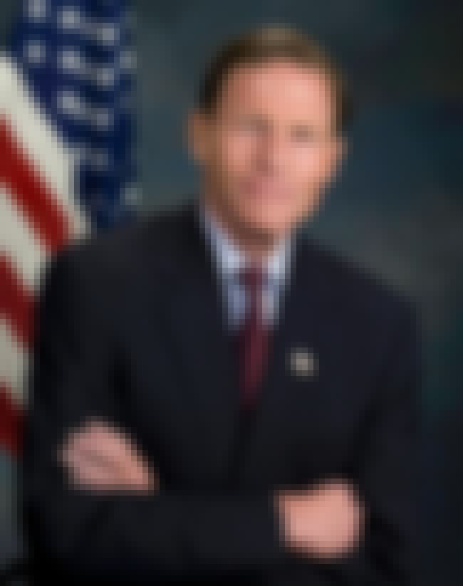 Richard Blumenthal is listed (or ranked) 8 on the list Current Jewish Senators