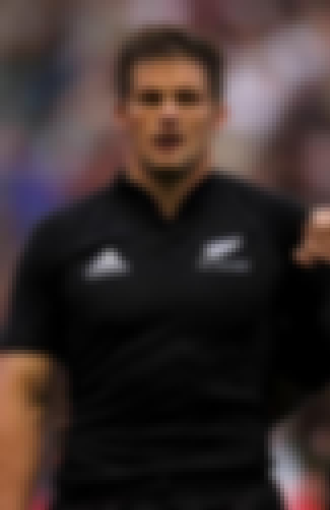 Richie McCaw is listed (or ranked) 4 on the list Famous Rugby Players from New Zealand