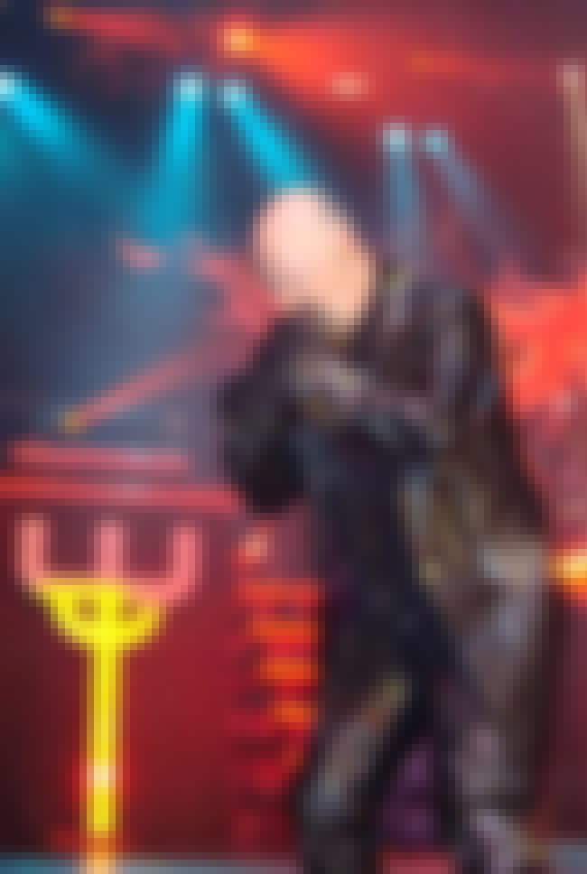 Rob Halford is listed (or ranked) 6 on the list John Bush of Anthrax/Armored Saint's Top 20 Vocal Influences