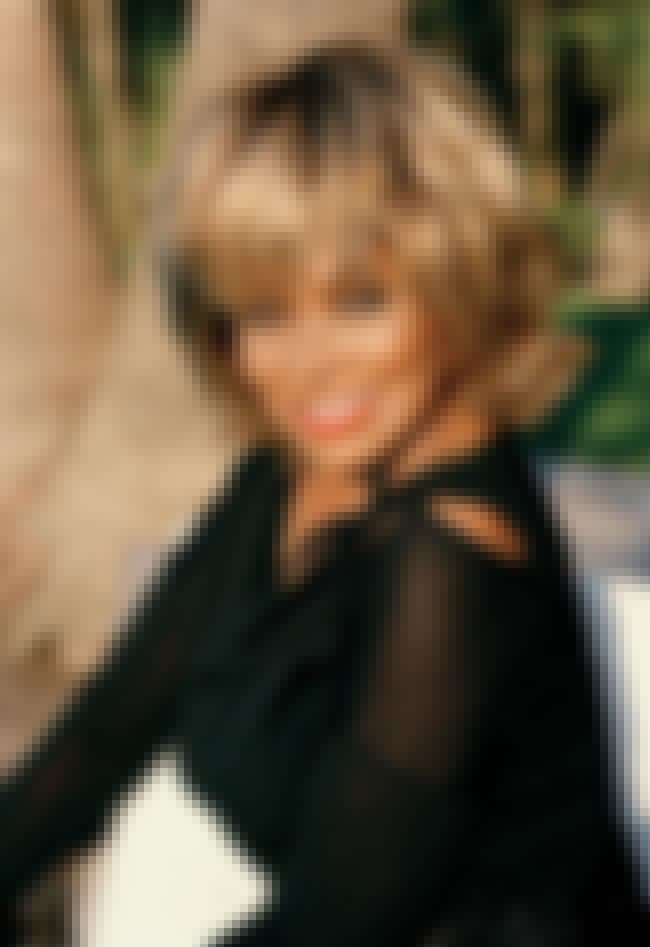 Tina Turner is listed (or ranked) 4 on the list American Public Figures Who Are National Treasures