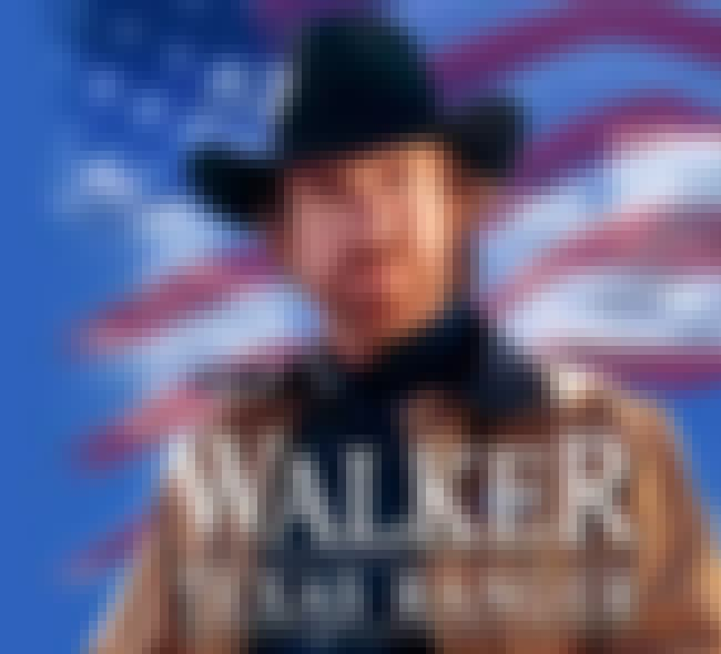Walker, Texas Ranger is listed (or ranked) 7 on the list Ranking Sitcoms I Am Familiar With