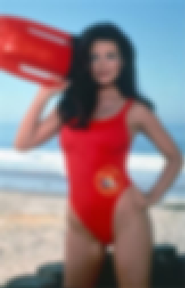 Yasmine Bleeth is listed (or ranked) 5 on the list Your Favorite Baywatch Babes